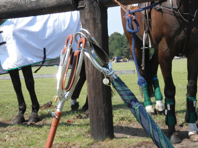 tirion seat sticks at cheshire polo