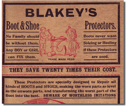 blakeys segs shoe protectors